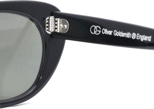 他の写真1: OIiver Goldsmith/オリバー ゴールドスミス【SOPHIA1958】Black 51サイズ