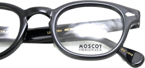 画像4: MOSCOT/モスコット【LEMTOSH】BLACK 46サイズ