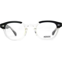 MOSCOT/モスコット【LEMTOSH】BLACK CRYSTAL 46サイズ