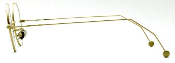 画像2: CUTLER AND GROSS/カトラーアンドグロス 【0408】Matte Gold サイズ
