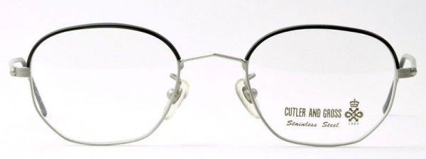 画像1: CUTLER AND GROSS/カトラーアンドグロス 【0390】 BLACK 47サイズ