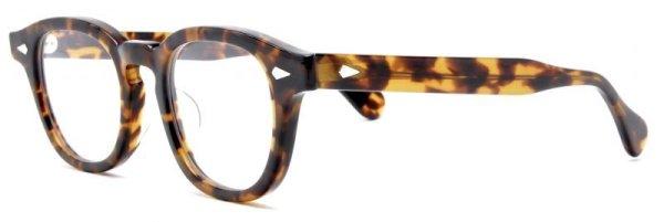 画像2: JULIUS TART OPTICAL/ジュリアス タート オプティカル【AR】Tortoise 44サイズ