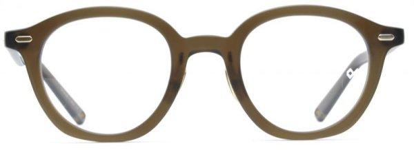 画像1: OG × Oliver Goldsmith/オージーバイ・オリバーゴールドスミス【Re.LEEDS 46】115-5 Matt brown 46サイズ