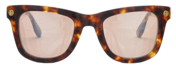 画像1: BUNNEY OPTICALS by OLIVER PEOPLES/バニー オプティカルズ バイ オリバーピープルズ【NHS-STEVEN】BR-BR IN SIL MIR 50サイズ