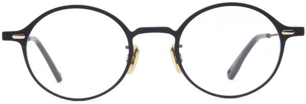 画像1: OG × Oliver Goldsmith/オージーバイ・オリバーゴールドスミス【Re.RETRO SIX 47】050 Matte Black 47サイズ