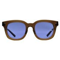 OG × Oliver Goldsmith/オージーバイ・オリバーゴールドスミス【Re.RORY 50 SG】115-5 Clear Brown 50サイズ