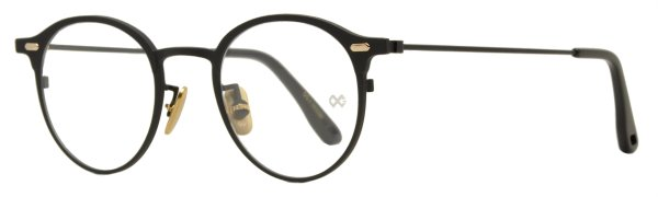 画像2: OG × Oliver Goldsmith/オージーバイ・オリバーゴールドスミス【Re.PIMLICO 49】050 Matte Black/Black 49サイズ