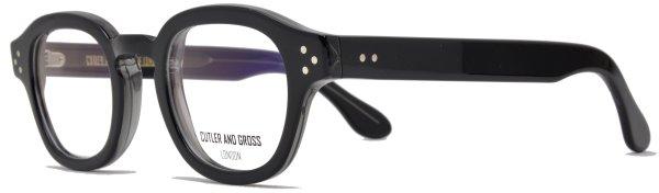 画像2: CUTLER AND GROSS/カトラーアンドグロス 【1290】02 BLACK ON SMOKY QUARTZ 46サイズ