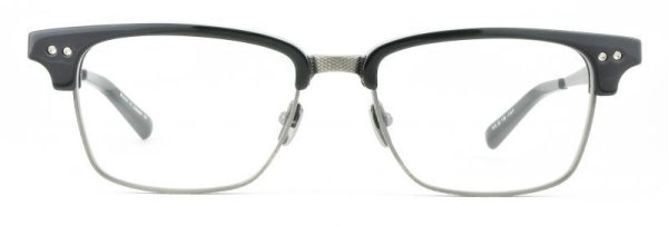 画像1: DITA /ディータ【STATESMAN THREE】DRX-2064-A Black/Silver 55サイズ