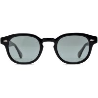 MOSCOT/モスコット【LEMTOSH】BLACK/SILVER JPN LTD 46サイズ