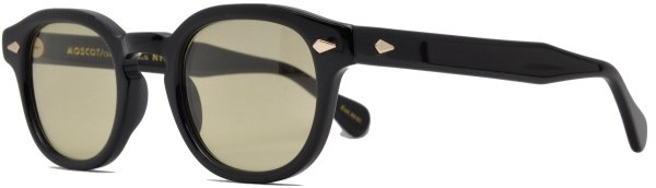 画像2: MOSCOT/モスコット【LEMTOSH】BLACK/GOLD JPN LTD 46サイズ