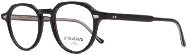 画像2: CUTLER AND GROSS/カトラーアンドグロス 【1313V2】02 Black 48サイズ