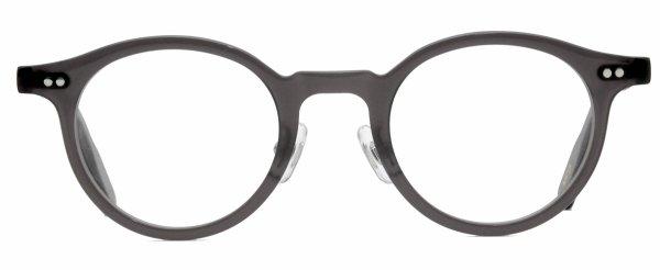画像1: 蒲池眼鏡舗オリジナル【BOSTON】 gray 44サイズ