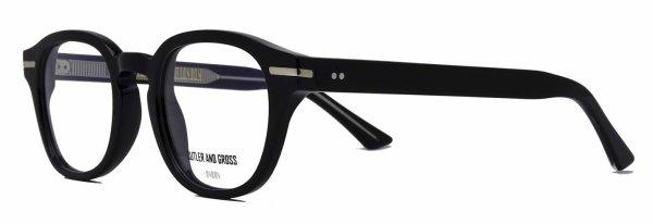 画像2: CUTLER AND GROSS/カトラーアンドグロス 【1356】 01 Black 51サイズ