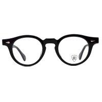 JULIUS TART OPTICAL/ジュリアス タート オプティカル【HAROLD】Black 43サイズ
