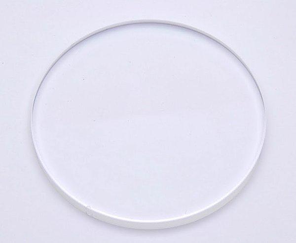 画像1: 度付き/1.60 球面レンズ【反射防止・UVカット・撥水】コーティング付き 無色 (2枚1組)
