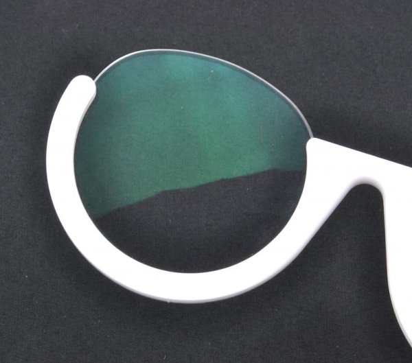 画像2: 度なし/ 伊達眼鏡用レンズ【反射防止】コーティング付き 無色 (2枚1組)