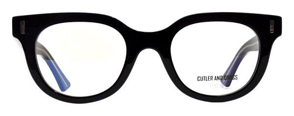 画像1: CUTLER AND GROSS/カトラーアンドグロス 【1304】 01 BLACK 50サイズ