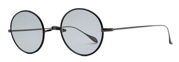 画像2: 蒲池眼鏡舗 限定モデル Oliver Goldsmith/オリバー ゴールドスミス【Oliver Oban】S A.Silver NV 46サイズ