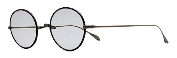 画像2: 蒲池眼鏡舗 限定モデル Oliver Goldsmith/オリバー ゴールドスミス【Oliver Oban】S A.Gold BR 46サイズ