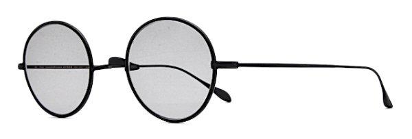 画像2: 蒲池眼鏡舗 限定モデル Oliver Goldsmith/オリバー ゴールドスミス【Oliver Oban】M Nero BRTT 46サイズ